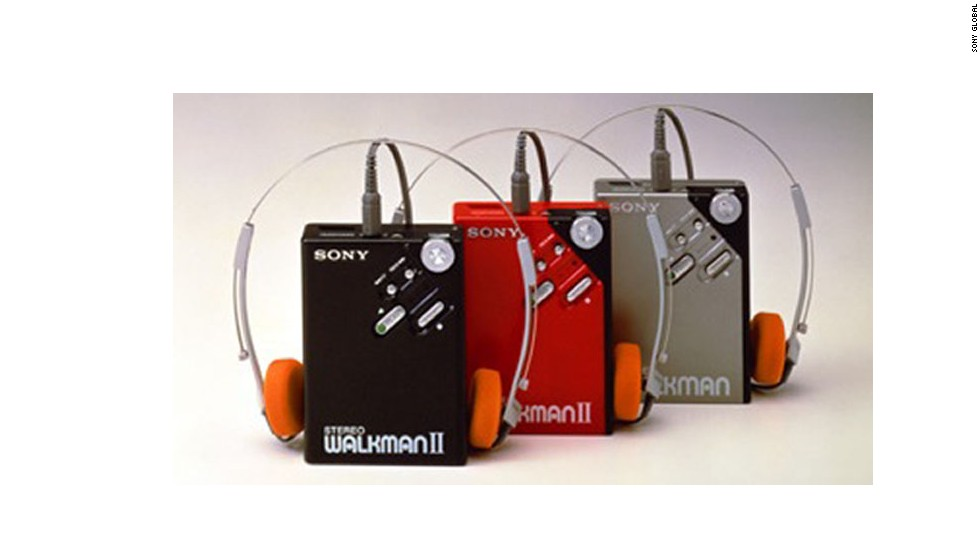Two years later, in 1981, came the Walkman II. It was smaller than the original and barely bigger than a cassette tape. It sold around 1.5 million units. The Walkman II originally came only in silver, but black and red models were later added.