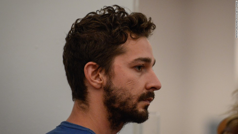 Shia LaBeouf arrested, released after theater outburst - CNN.com Shia Labeouf