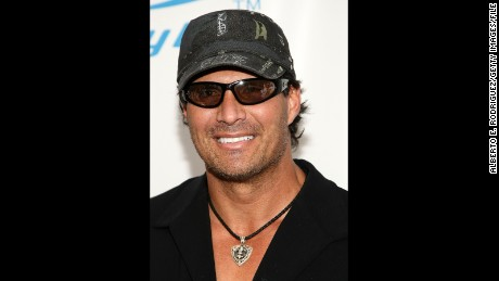 Former baseball player Jose Canseco arrives at the 2008 ESPY Awards Kick-off party held at the Playboy Mansion on July 14, 2008 in Los Angeles, California.