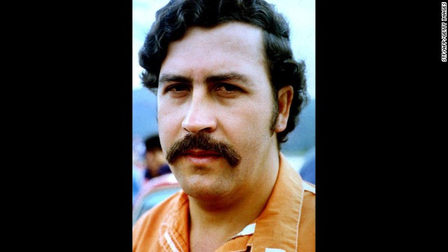 Colombian drug lord Pablo Escobar was killed by Colombian special forces after being discovered hiding in a house in Medellin in 1993.