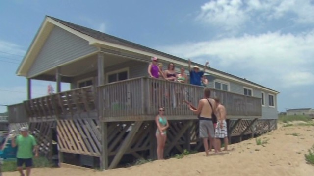 N.C. prepares for Fourth of July storm