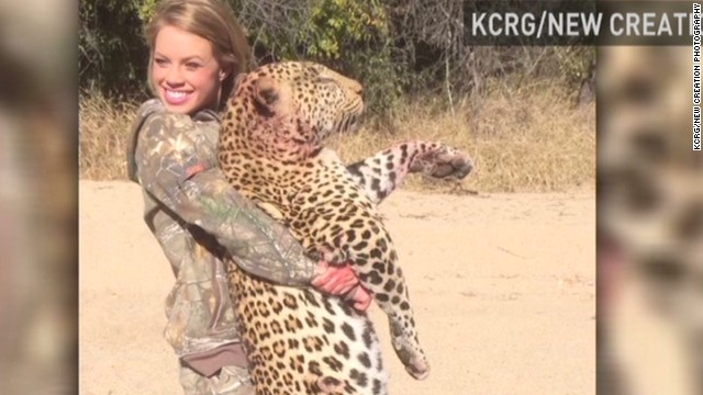 now texas tech cheerleader hunting controversy_00003817.jpg