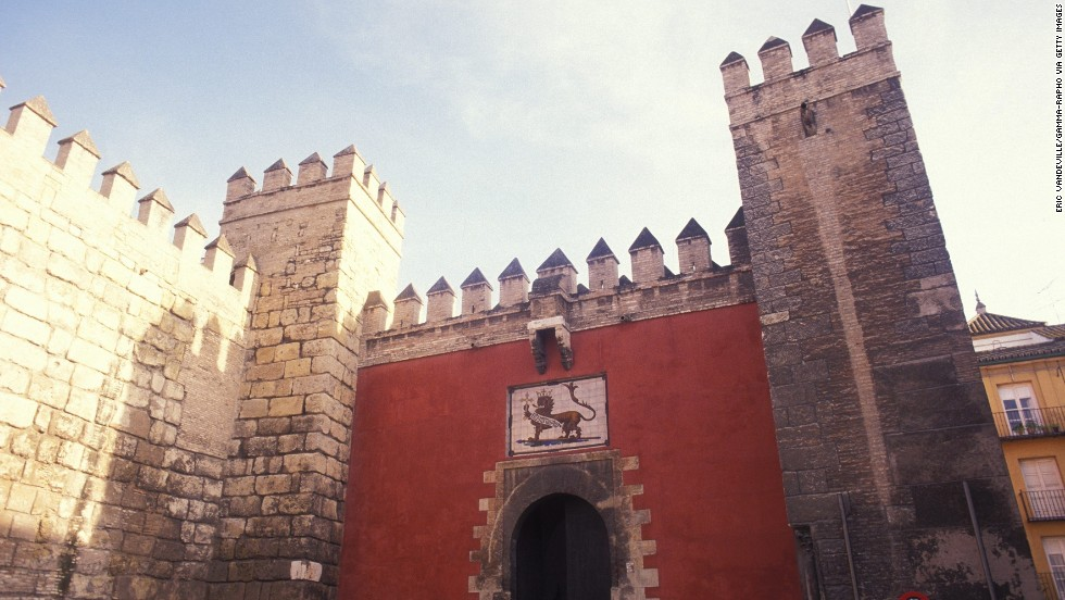 "The Alcazar of Seville castle in southern Spain has been confirmed as a new filming location for season five of the HBO series ""Game of Thrones."""
