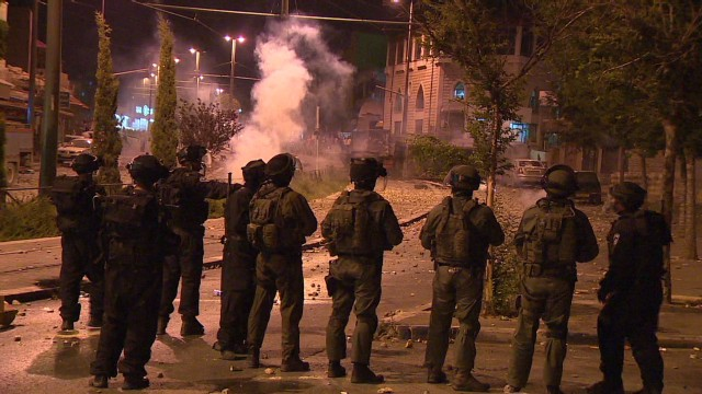 Palestinian teen's death spurs clashes