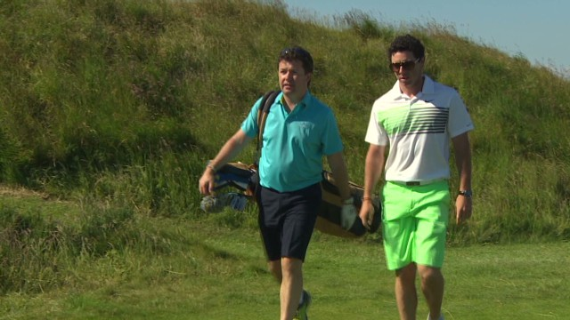McIlroy targets Open improvement