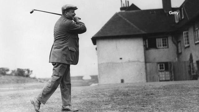 A golfing history of Royal Liverpool