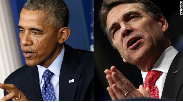 Obama agrees to meet with Gov. Perry