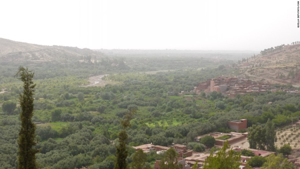 Marrakech is a great base for day trips to surrounding countryside. The valley of Ourika is a popular escape to see Berber villages surrounded by waterfalls and rivers.