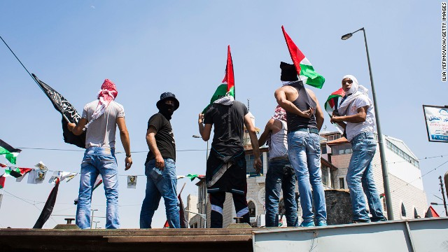 Arrests made in killing of Palestinian