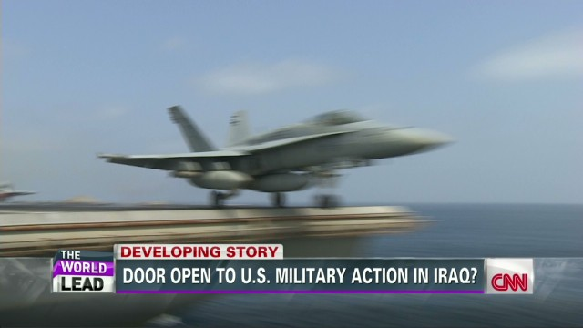 U.S. intervention in Iraq possible