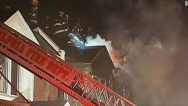 Four children die in Philadelphia fire