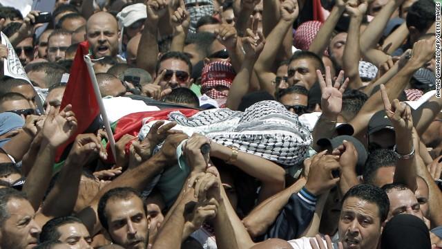 Palestinian prosecutor: Boy burned alive
