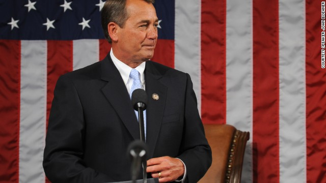 Boehner: Why we must sue the President