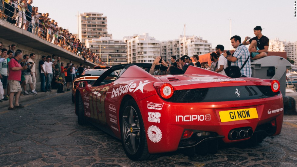 The Gumball 3000 -- now in its 16th iteration -- is an intercontinental car rally built on unabashed excess, unbridled thrills and kaleidoscopic changes of scenery.
