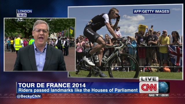 Tour de France Day Three
