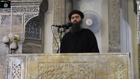 Iraqi official: ISIS leader ordered attacks