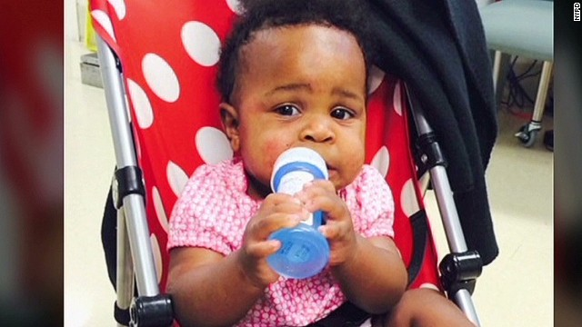 Woman abandons baby at subway stop