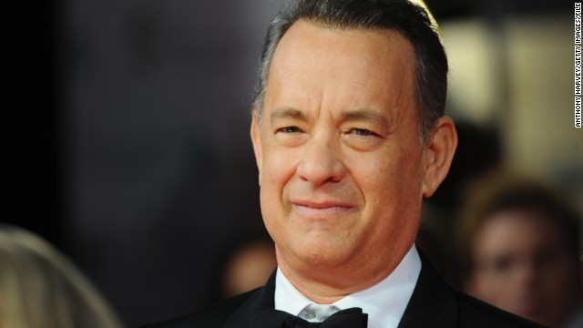 Tom Hanks is one of the five Kennedy Center honorees this year.