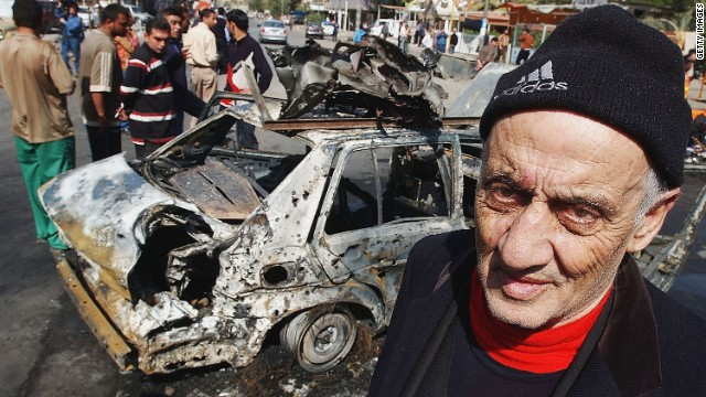 Coping with chaos in Baghdad