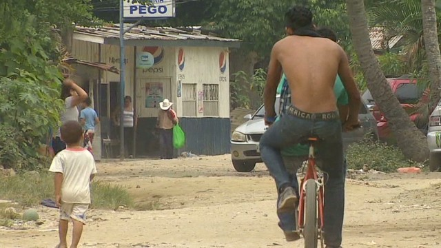 Escaping extreme poverty in Honduras