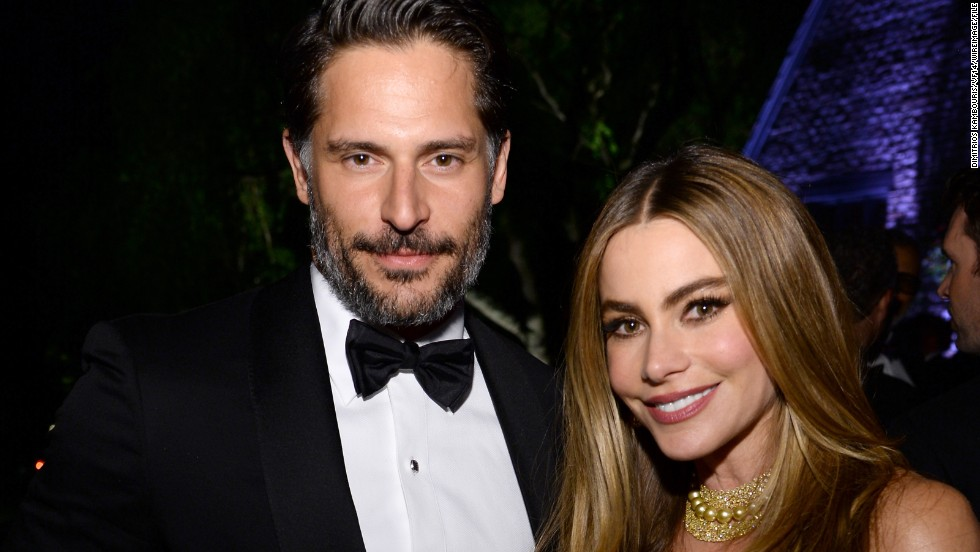 "Sofia Vergara moved on from an engagement with Nick Loeb to dating ""True Blood"" star Joe Manganiello. The two were married in November 2015."