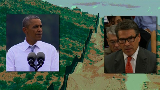 Obama, Perry to meet after much conflict