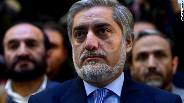 Abdullah: Half of ballots 'suspicious'