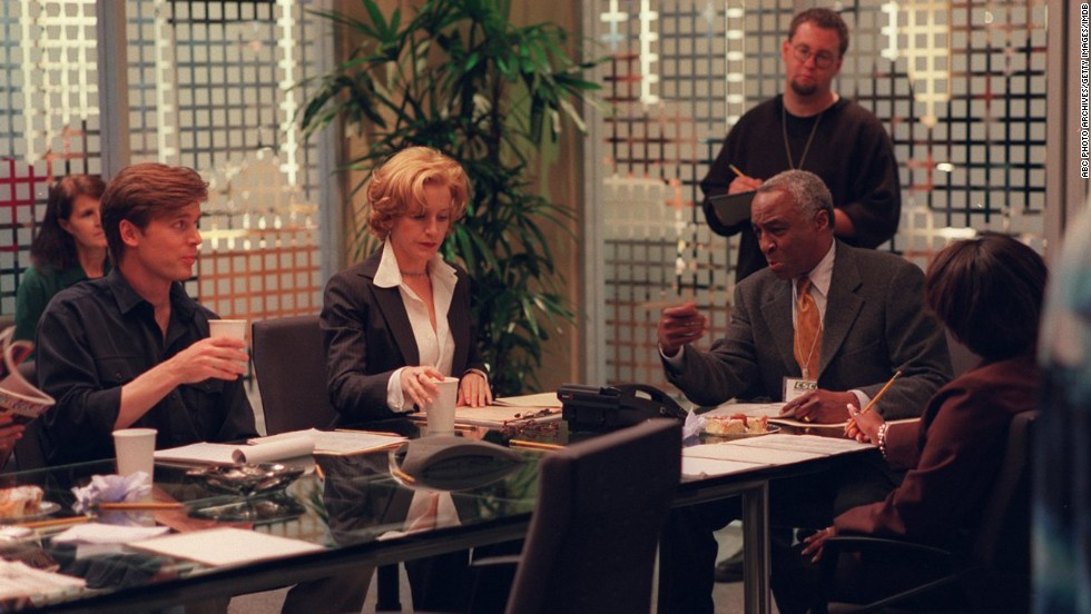 """We STILL miss Aaron Sorkin's """"Sports Night."""" The critics loved the ABC dramedy about a fictitious sports show, and it had diehard fans. Sadly, those fans weren't Emmy voters."""