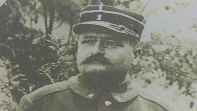 WWI soldier found 100 years later