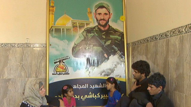 Iraqi family counts cost of ISIS conflict