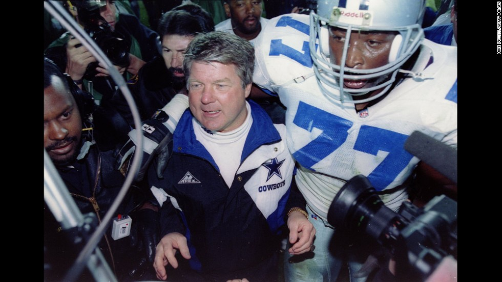 <strong>Cowboys vs. Bills: </strong>The biggest beatdown in a Super Bowl came in 1990, when San Francisco dismantled Denver 55-10. But the 49ers were heavy favorites. Las Vegas was expecting a good show out of Dallas and Buffalo in 1993. Not only did the Cowboys win Super Bowl XXVII 52-17, they followed it up with a 30-13 thrashing in the following year's Super Bowl rematch.