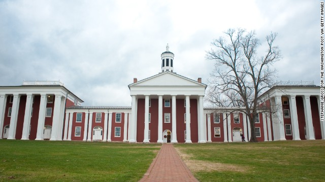 Washington and Lee University  is named for President George Washington and Robert E. Lee, the Confederate general.