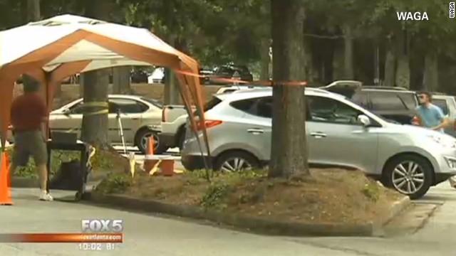 Police replicate toddler's hot car death