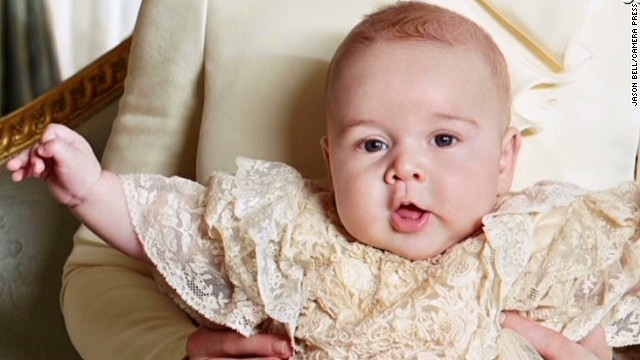 Reflecting on Prince George's first year