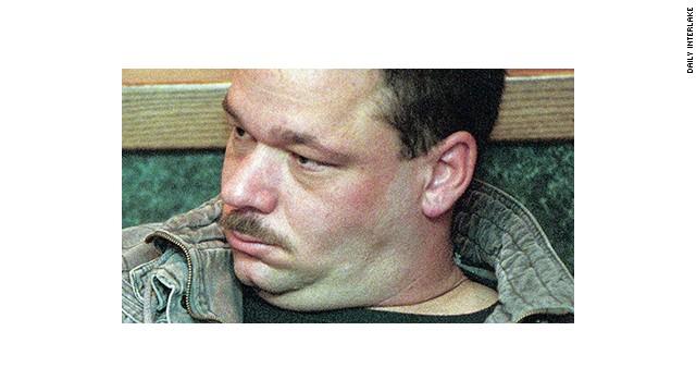 David Burgert is wanted for firing on two sheriff's deputies.