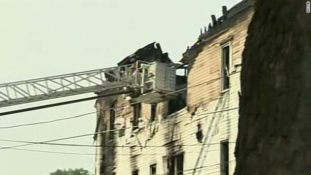 Three children, four adults die in fire