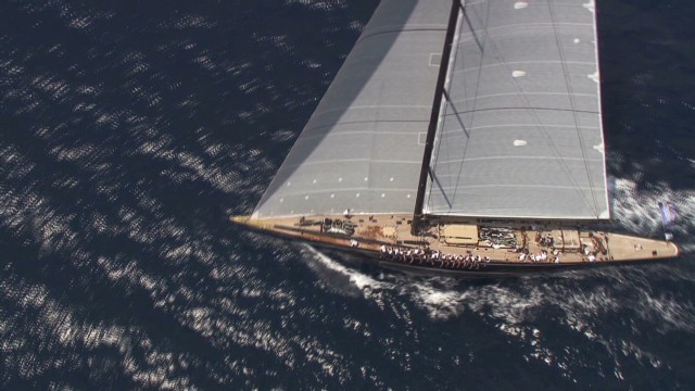 The return of the a sailing icon
