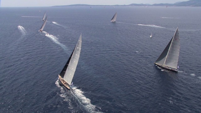The most emotive racing yachts ever built
