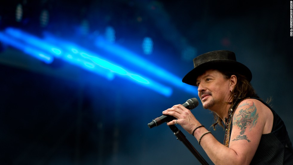 Bon Jovi rocker Richie Sambora turned 55 on July 11.
