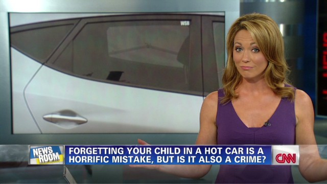 Are accidental hot car deaths a crime?