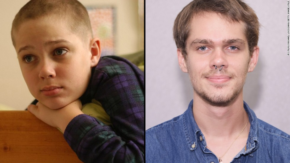 "Ellar Coltrane is one actor who can say he has literally grown up on film. The 19-year-old spent 12 years working with Richard Linklater on the writer/director's opus, ""Boyhood,"" starring as the central character, Mason. Over the course of the film, viewers see Coltrane grow from a baby-faced child, left, to a bearded young man."