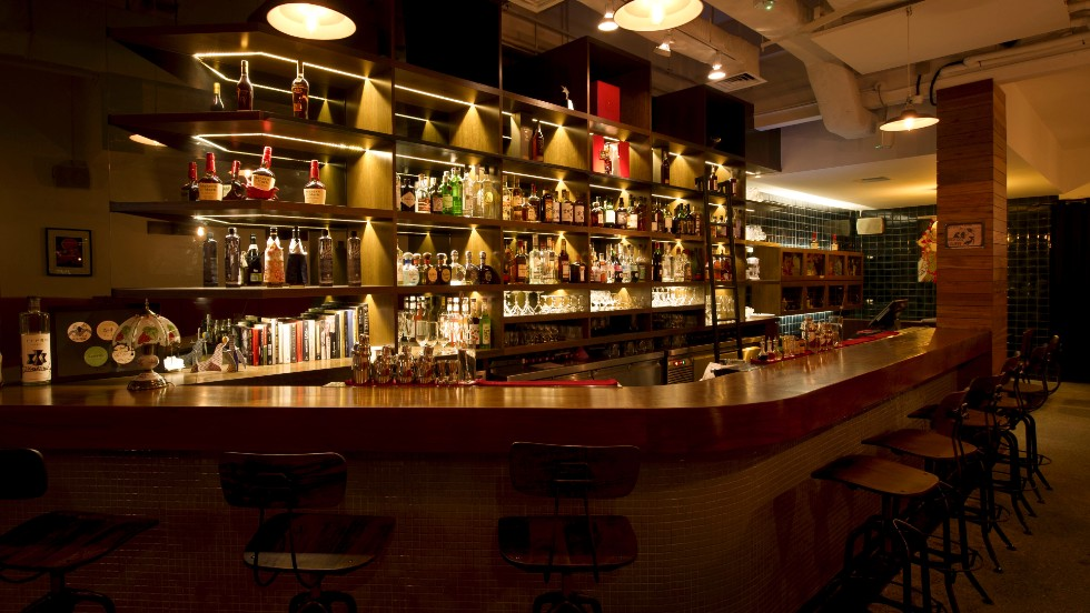 Singapore's Jigger & Pony is credited with being among the first bars to kick off Singapore's current cocktail boom. While the menu isn't as zany as other specialty cocktail bars, the drinks are made with precision.