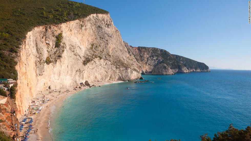 Hellenic Seaplanes says it plans to connect 100 locations across Greece by plane by 2016, raising the prospect of express island-hopping. Destinations such as Lefkas have emerald waters and fantastic beaches, such as Egkremnoi, Kathisma and Porto Katsiki (pictured).