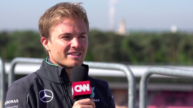 Rosberg's lessons from World Champion father
