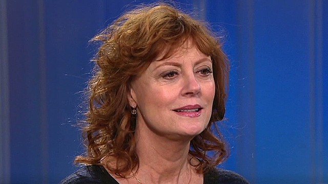 Sarandon: Death penalty not colorblind