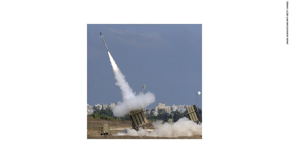 U.S. resupplying Israel with ammunition