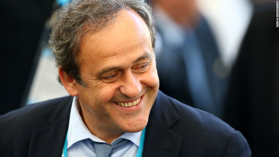 However ,European governing body UEFA, whose president is Michel Platini, issued a statement supporting the FIFA task force's recommendations.
