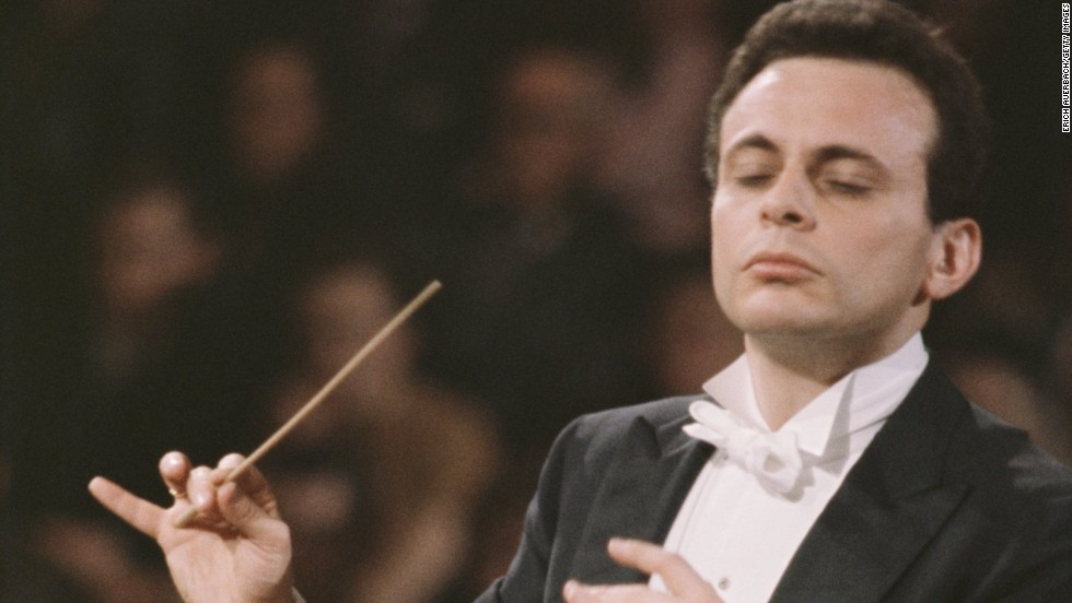 "Renowned conductor <a href=""http://www.cnn.com/2014/07/13/showbiz/maestro-lorin-maazel-obit/index.html"" target=""_blank"">Lorin Maazel</a> died from complications of pneumonia on July 13, according to his family. He was 84."