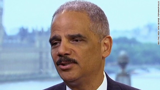 Holder, GOP dismiss impeachment