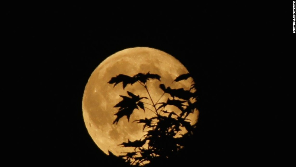 "The supermoon this weekend was the best one iReporter <a href=""http://ireport.cnn.com/docs/DOC-1152414"">Vijay Pandrangi</a> has ever seen. The software engineer from Bothell, Washington, says he can't wait to see the supermoon again on August 10."